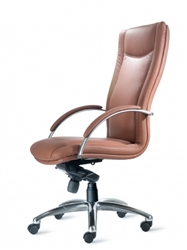 Cayman Leather Executive Conference Chairs