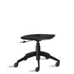9to5 Bella 1335 Backless Exam Stool, 5""