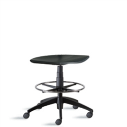 9to5 Bella 1338 Backless Exam Stool, 8""
