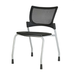 9to5 Bella Mesh1360 Mesh Back Four Leg Guest Chair