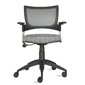 9to5 Bella Mesh 1375 Mesh Back Tasking Office Chair