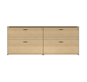CHERRYMAN AMBER CREDENZA LATERAL FILE (AM377N)