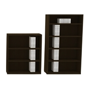 CHERRYMAN AMBER BOOKCASE AM82