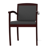CHERRYMAN AMBER GUEST CHAIR (SOLD 2 PER CARTON) AU00