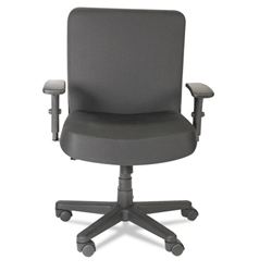 Alera XL Series Big and Tall Mid-Back Task Chair