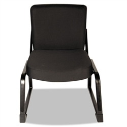 Alera XL Series Big and Tall Mid-Back Guest Chair