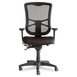 Elusion Series Mesh High-Back Multifunction Chair