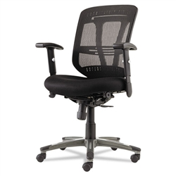 Alera Eon Series Multifunction Wire Mechanism, Mid-Back Mesh Chair