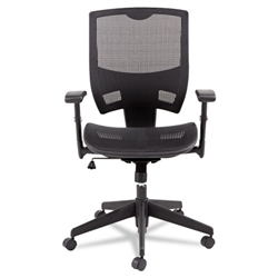 Epoch Series All Mesh Multifunction Mid-Back Chair by Alera