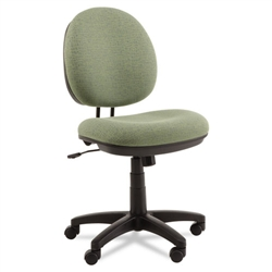 Alera Interval Swivel/Tilt Task Chair - GREEN