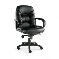 Alera Nico Mid-Back Swivel/Tilt Chair