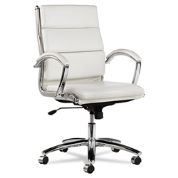 Alera Neratoli Mid-Back Swivel/Tilt Chair