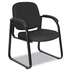 Alera Reception Lounge Series Sled Base Guest Chair