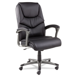 Alera Toliz Series No Tool Assembly High-Back Swivel/Tilt Chair