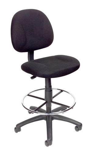 Boss B1615 Drafting Stool Counter Height Office Chairs