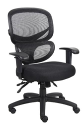 Boss Mesh Back Ergonomic Chair B6338
