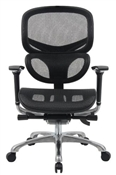 Boss B6888 Black Mesh Office Chair