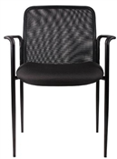 Boss Stack Mesh Chair B6909