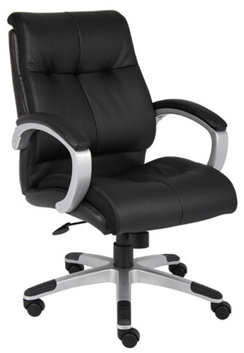 Stupendous Boss Office Chair B8776 Beutiful Home Inspiration Papxelindsey Bellcom