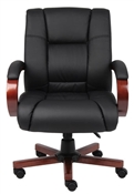 Boss B8996 Office Chairs
