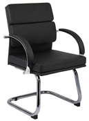 Boss B9409 Modern Guest Office Chair