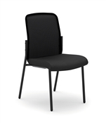 Basyx HVL508 Mesh Back Stacking Multi-Purpose Chair
