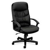 Basyx HVL641 Executive High-Back Chair