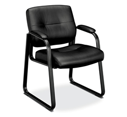 Basyx HVL693 Sled Base Guest Chair