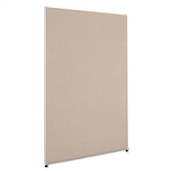Basyx Versé Office Panel, 36w x 60h, Gray