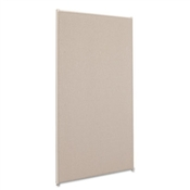 Basyx Versé Office Panel, 36w x 72h, Gray