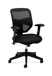 Basyx HVL531.MM10 Mesh High-Back Task Chair