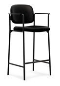 Basyx HVL636.VA10 Cafe-Height Stool
