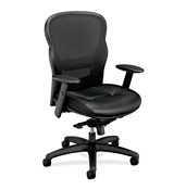 Basyx HVL701 Mesh High-Back Task Chair