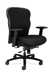 Basyx HVL705 Mesh Big and Tall Executive Chair