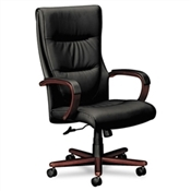Basyx HVL844 High-Back Swivel/Tilt Chair
