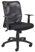 Boss B6106 Mesh Office Chair