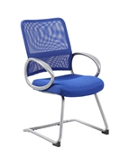 Boss B6419 Mesh Guest Chair