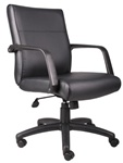 Boss Executive Mid Back Office Chair B686