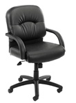 Boss Executive Mid Back Chair B7406