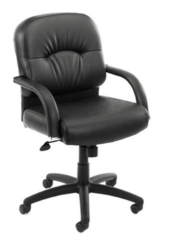Boss Executive Mid Back Chair B7406