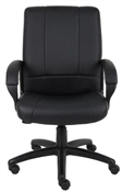 Boss Executive Mid Back Chair B7906