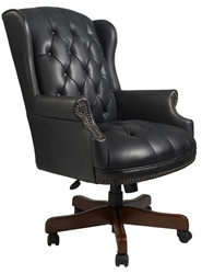 B800 Boss Traditional Executive Chair
