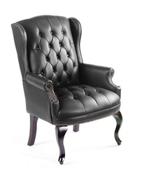 B809 Boss Traditional Guest Chairs