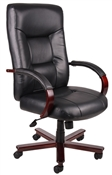 Boss Executive High Back Chair B8901