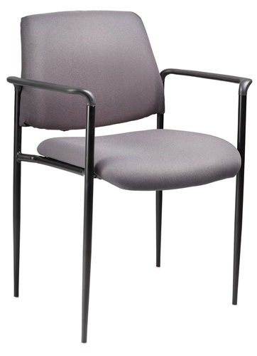 Boss Stack Chair B9503 Stackable Guest Chairs Office