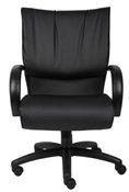Boss Executive Mid Back Chair B9706