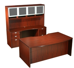Boss Office Furniture & Casegood Desks