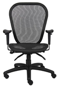 Boss B6018 Mesh Office Chair