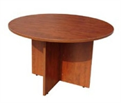 Boss Office Products Round Meeting Table