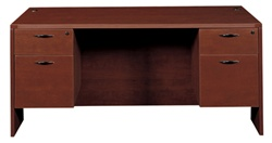 Cherryman Amber Executive Desk
